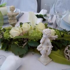 Hochzeit - Tischschmuck