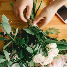 Lokaler Florist – Lokal ein Begriff, Online zusammen stark